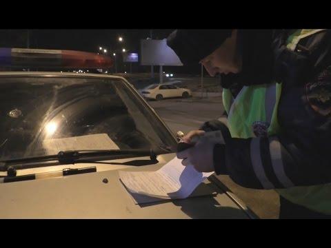 ИДПС Хрянин даже не осознал что совершил должностное \преступление\ - DomaVideo.Ru
