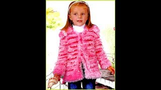 Я мастерица вязание спицами для девочек 3 лет 65