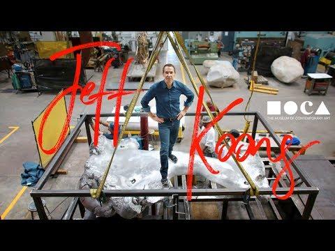 JEFF KOONS видео