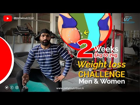7 Weight Loss Exercises at Home  By Pahal Nutrition