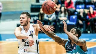Match review VTB United league: «Astana» — «Nizhny Novgorod»
