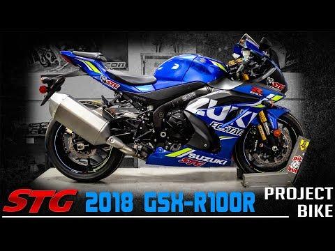 2018 Suzuki GSXR 1000R STG Project Bike | Sportbiketrackgear.com