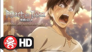 Attack on Titan: Roar of Awakening - Official Trailer