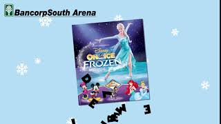Frozen on Ice at BancorpSouth Arena, December 2017