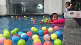 Video Serunya staycation at Grand Zuri Hotel BSD part II MP3, 3GP, MP4, WEBM, AVI, FLV Februari 2018