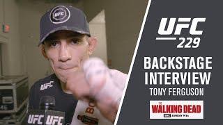 UFC 229: Tony Ferguson -