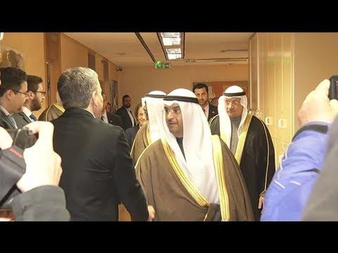 Συνάντηση Τσακαλώτου με τον ΥΠΟΙΚ του Κουβέιτ
