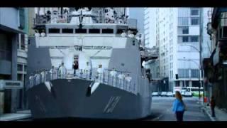 Comercial da Marinha do Brasil - Dia do Marinheiro 2010. Participação da atriz Alessandra Jasbinschek, roteiro e direção de...