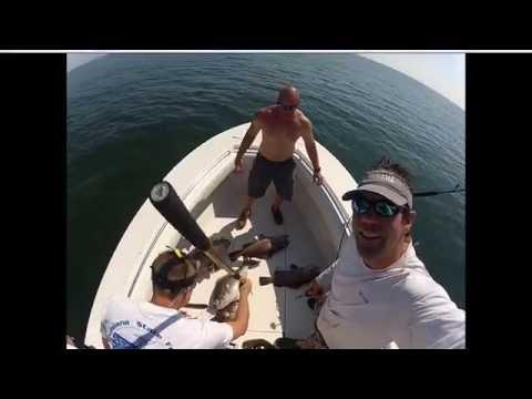 DEEPDROP and TUNA fishing Louisiana