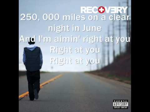 Eminem   Space Bound Dirty Lyrics