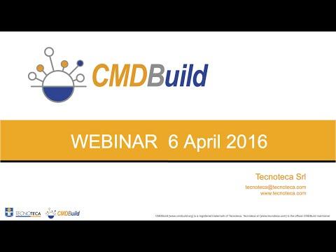 Webinar CMDBuild 2.4