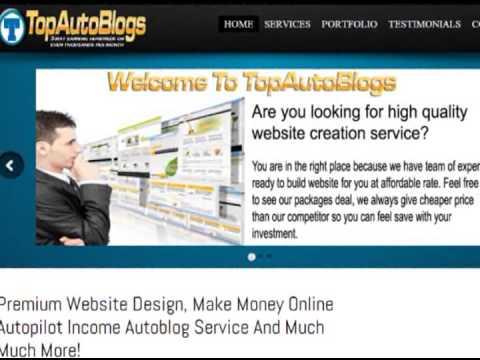 Make Money Online Websites That will Make You Money On Autopilot