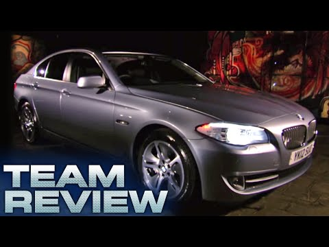 Team Review: BMW Active Hybrid 5 – Fifth Gear