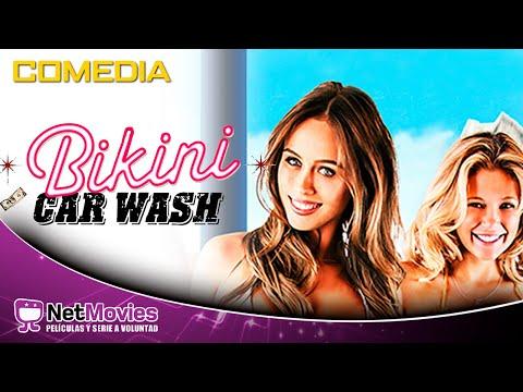 Bikini Car Wash - Película Completa Doblada - Película de Comédia | Netmovies