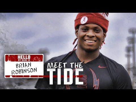 Meet the Tide: Brian Robinson