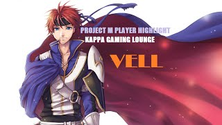 Kappa Gaming Lounge: Project M Player Highlight – VELL