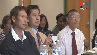 [ News ] Human rights activists concerned about the political compromise in Cambodia - News, VOA Khmer News