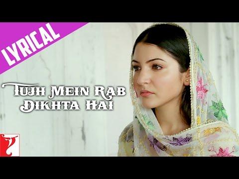 Lyrical: Tujh Mein Rab Dikhta Hai (Female Version) - Full Song with Lyrics - Rab Ne Bana Di Jodi