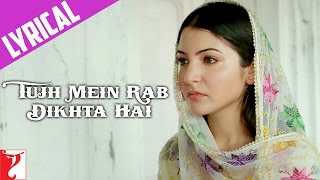 Tujh Mein Rab Dikhta Hai (Female Version) - Full song with Lyrics - Rab Ne Bana Di Jodi