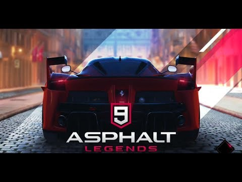《狂野飆車9:競速傳奇》手機遊戲玩法與攻略教學! [Asphalt 9 : Legends]