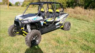 10. 2017 Polaris RZR4 1000 XP EPS Walk Around