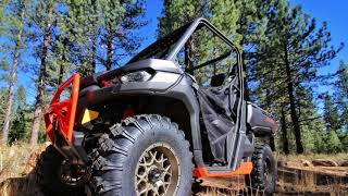 3. Trail Ride in the Can-Am Defender XT-P HD10