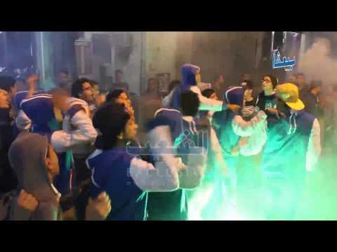 مسيرة حاشدة بالوراق بمشاركة أولتراس نهضاوى