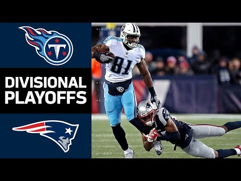 Video: Titans vs. Patriots | NFL Divisional Round Game Highlights