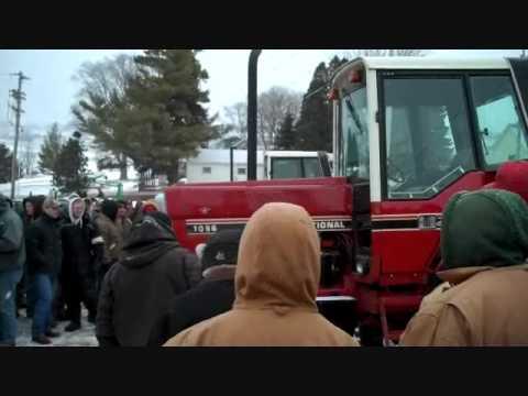 Holy Cross, Iowa farm auction: February 26, 2011