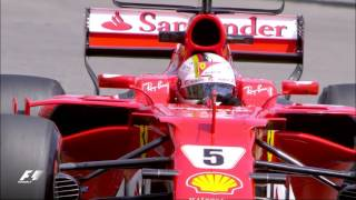 Sebastian Vettel's pace is the talk of the town after this session – but Jenson Button stole some limelight late on with a move on Lewis Hamilton. Plus Lance...