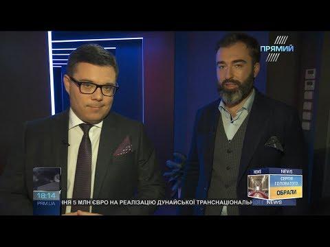 The WEEK Тараса Березовця та Пітера Залмаєва (Peter Zalmayev) від 9 грудня 2017 року
