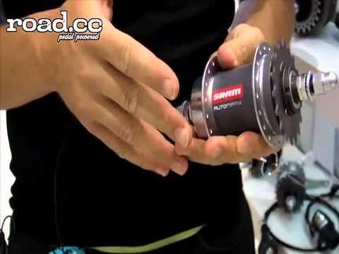 SRAM Automatix Hub Gear