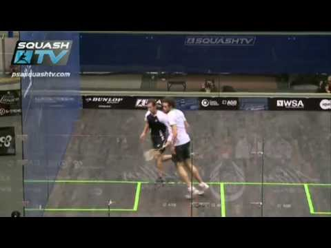 Shabana - Squash : HotShots - Amr Shabana - Skills - British Open Squash 2012 Even our commentators can hardly describe the quality of the shots shown here, so I'm not...