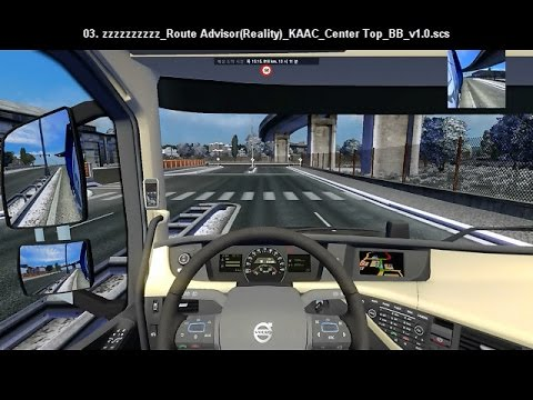 Route Advisor (Reality) Mod Collection v1.0