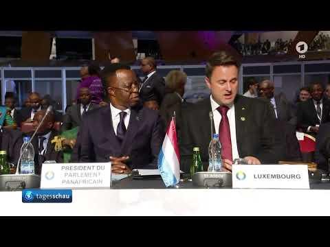 EU-Afrika-Gipfel sucht Wege aus der Flüchtlingskrise