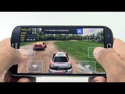 Top 10 Free Racing Games (Android) – 2014 (shown on the Galaxy S4) – Games4Droid #13