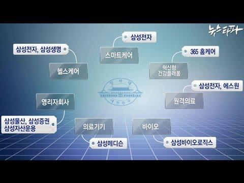[뉴스타파] 박근혜 의료정책…삼성은 웃고 있다