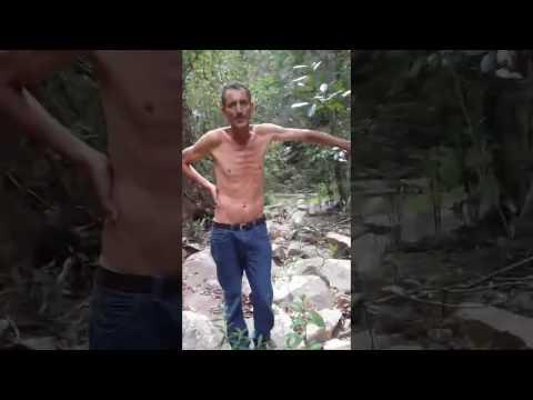 Cachoeira da Mata Fechada em Itacambira MG (Mata Virgem)