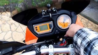 6. KTM 990 Adventure 2008