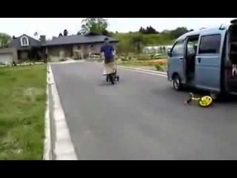 Custom made Motorized Wheelbarrow