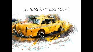 Shared Taxi Ride || Emotional Story Video