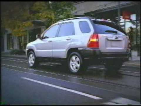 2006 Kia Sportage, Car Review.