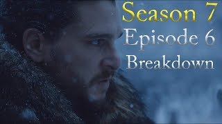 Sooo HBO accidentally leaked Game of Thrones season 7 episode 6, and what crazy episode it was! This video is for everyone ...