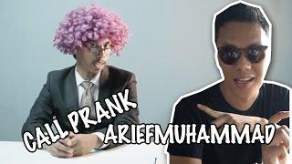 Video HOMPIMPRANK : PRANK ARIEF MUHAMMAD!!! WAH NGACO DAH!! MP3, 3GP, MP4, WEBM, AVI, FLV Oktober 2017