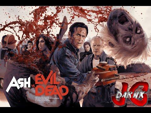 Ash vs The Evil Dead - Season 2 - Episodes 7 - 10 - Commentary