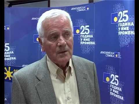 Момчило Грубач: Промена Устава се спроводи неуставно