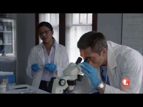 """Lifetime's Witches of East End - """"Dash and Amy Investigate Their Medical Mystery"""" featurette"""