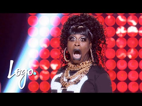 RuPaul's Drag Race (Season 8 Finale) | Bob the Drag Queen's 'I Don't Like To Show Off' Performance