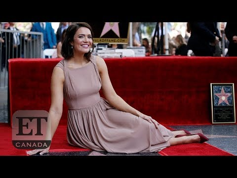 Mandy Moore Honoured With Star On Hollywood Walk Of Fame | FULL SPEECH
