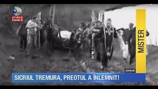 Stirile Kanal D (28.02.2017) - Soc la o inmormantare! Sicriul a inceput sa tremure!